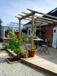 how to build a wall leaning pergola how tos diy how to build a wall leaning pergola