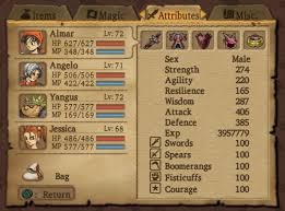 Dragon Quest Viii Journey Of The Cursed King Guides And