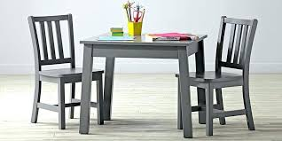 target table and chairs unique kids furniture