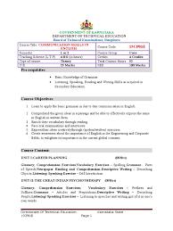 communication skills in english communication skills in english