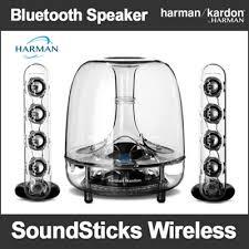 harman kardon soundsticks iii. harman kardon soundsticks iii wireless bluetooth speaker ☆ 2.1 channel / 40w amp harman soundsticks iii