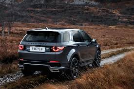 2018 land rover car. simple land 2018 evoque and discovery sport get new engines including twinturbo  diesel in land rover car