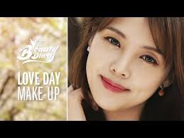 pony s beauty diary love day makeup with subs