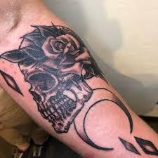 Skull And Rose Vishuddhatat At Z0ger Fear Is The