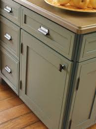 bring earthy tones into your kitchen with the airedale maple doors in a sweet pea finish by decora