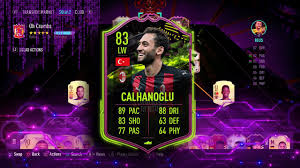CLINICAL CALHANOGLU?! RULEBREAKERS (83) CALHANOGLU PLAYER REVIEW | FIFA 21  ULTIMATE TEAM - YouTube