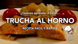 Mejor De Como Cocinar Trucha Al Horno Con Manzana San Valent N Receta F Cil  Y R