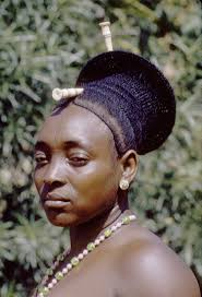 Africa Hair Style trip down memory lane mangbetu people the famous fashionable 1569 by wearticles.com
