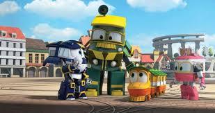 <b>Silverlit</b> - глобальный партнёр игрушек для <b>Robot Trains</b>