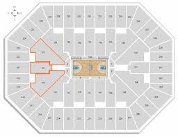 Minnesota Timberwolves Target Center Seating Chart