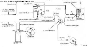overdrive transmission ford truck enthusiasts forums Borg Warner Overdrive Wiring Diagram hey, here's a diagram of that kickdown switch it's in the '68 shop manual, how about that! should look at that more often r10 borg warner overdrive wiring diagram