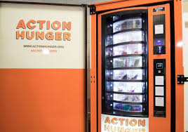 Vr Vending Machine Fascinating World's First Vending Machine For Homeless People Launches In UK
