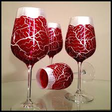Wine Glass Decorating Designs Wine Glass Designs Glitter Diy Ideas Decorating pszczelawola 60