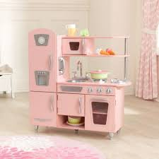 Pink Kitchen Pink Vintage Play Kitchen