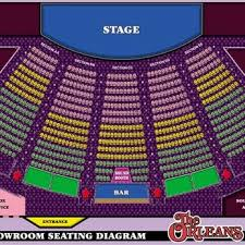The Orleans Showroom Seating Chart Image Result For The Orleans Showroom Seating Chart