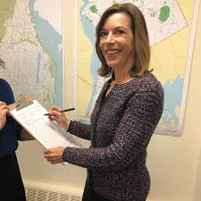 """Evelyn Farkas on Twitter: """"Petition season is here! Getting on the ballot  is the first hurdle. Help us get off to a strong start! Join us this  weekend (rallies at 12 but"""