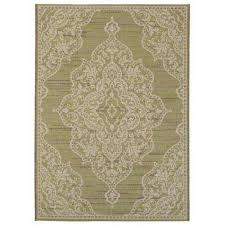 cecil green 6 ft x 9 ft indoor outdoor area rug