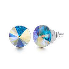 Женские серьги <b>пусеты</b> Baffin, серьги <b>пусеты</b> из кристаллов ...