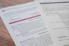 Resume Paper Comparison