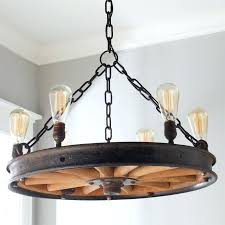 wagon wheel chandelier with mason jars parts to make light fixture decorating rustic hanging lantern outdoor