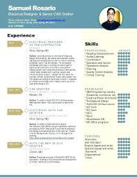 Electrical Designer Resume | Cvfree.pro