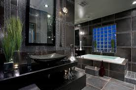 modern master bathrooms. Modern Master Bathrooms Using Cool Sink And Matched With Wall Floor For Bathroom Decoration Ideas P