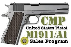 1911 Pistol Comparison Chart 1911 Information Civilian Marksmanship Program