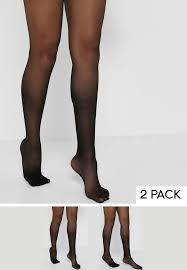 Calvin Klein Hosiery Color Chart 2 Pack Sheer Tights