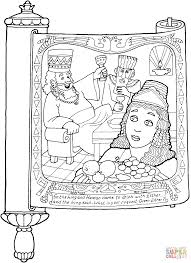 Esther Coloring Pages Gerrydraaisma