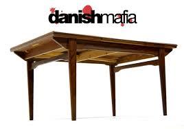 Danish Modern Dining Table Mid Century Danish Modern Johannes Andersen Dining Table Danish