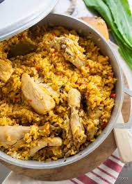 You can find it on most restaurant menus in old san juan, where it's some of the best puerto rican food you'll find. Arroz Con Pollo How To Make Puerto Rican Style Chicken And Rice