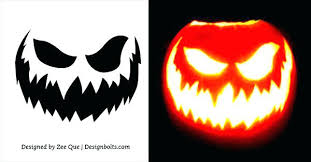 pumpkin carving patterns free scary pumpkin carving ideas scary pumpkin carving ideas templates