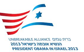 Israel unveils Obama visit logo | The Times of Israel