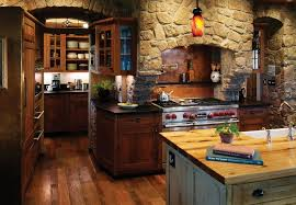 Stone Kitchen 100 Marvelous Kitchen Design Ideas With Stone Walls Rustic Kitchen