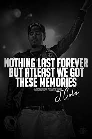 J Cole Lyric Quotes Magnificent JSISTRUNK48 QUOTES Pinterest Captions Senior Quotes And