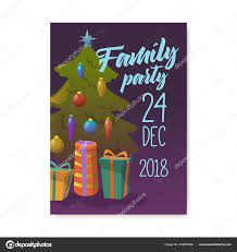 invitation flyer merry christmas 2019 party poster invitation flyer template xmas