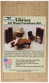 17 Coolest Doll House Furniture Kits