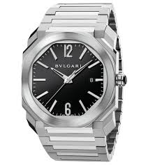 bulgari new watches from baselworld the new octo steel