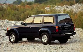 1996 Toyota Land Cruiser - Information and photos - ZombieDrive