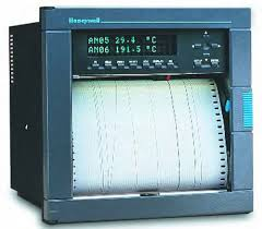 Honeywell Strip Chart Recorder