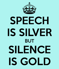 is silver silence is golden essay speech is silver but silence is gold essay