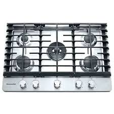 jenn air stove top. slide in gas stove top drop 30 jenn air