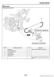 2008 2012 yamaha xt250 motorcycle service manual repair manuals 2008 2012 yamaha xt250 service manual page 3