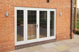 single exterior french door. Plain French Timber French Doors To Single Exterior Door P