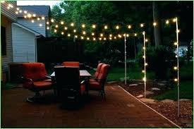 How To Hang Outdoor String Lights Awesome Lovely How To Hang Outdoor Patio String Lights And How To Hang Globe