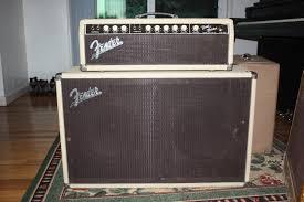 Fender Bandmaster Speaker Cabinet Vintage Fender Amps