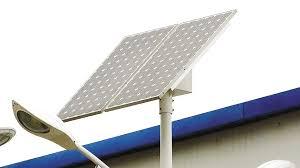 IP67 Outdoor Home Garden Sumsung Philips Solar Led Street Light Solar Light Project