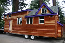 Small Picture Redwood Tiny House Tiny House Swoon