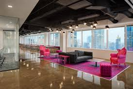 innovative office designs. A New Work Environment Survey From Capital One Reveals That Design In The Workplace Actually Matters \u2014 To Employees. It Makes Us More Innovative, Innovative Office Designs