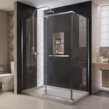 dreamline shen 1132460 quatra 32 5 16 d x 46 5 8 w x 72 quatra modern corner shower enclosure